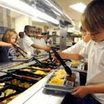 niños comedores escolares