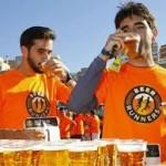 corredores cerveza