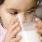 niños leche