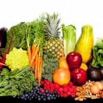 vegetales y carnes