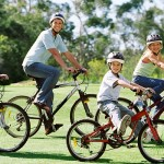 1- andar bicicleta