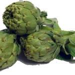 verduras alcauciles