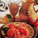 ensalada de pescado a la vinagreta