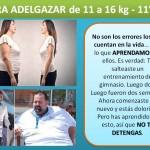 PARA ADELGAZAR DE 11 A 16 kg. -  11° día