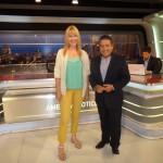 AMERICA 24- A TV- EDUARDO BATTAGLIA-