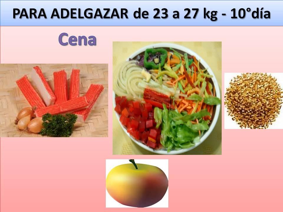 C mo perd 10kg en 1 mes sin dietas - Adelgazar comiendo mucho ...