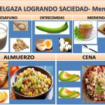 ADELGAZA LOGRANDO SACIEDAD- Menú 6