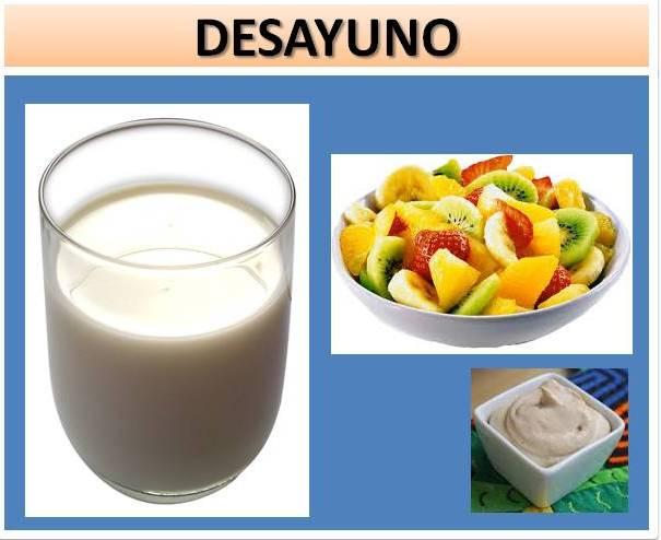 DESAYUNO 4