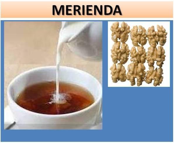 MERIENDA 2