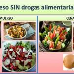 ADELGAZA SIN DROGAS ALIMENTARIAS - MENÚ 2