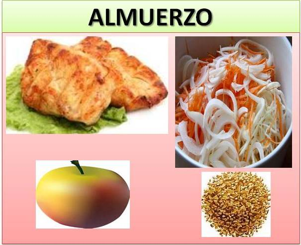 ALMUERZO 4