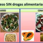 ADELGAZA SIN DROGAS ALIMENTARIAS - MENÚ 7