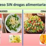 ADELGAZA SIN DROGAS ALIMENTARIAS - MENÚ 8