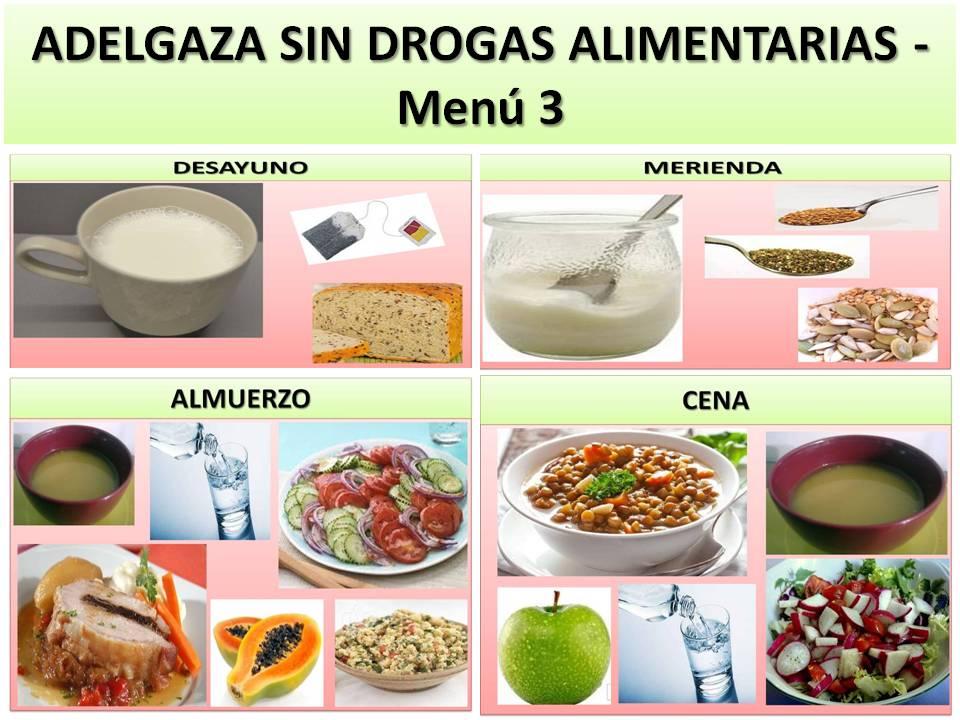 ADELGAZA SIN DROGAS ALIMENTARIAS 3