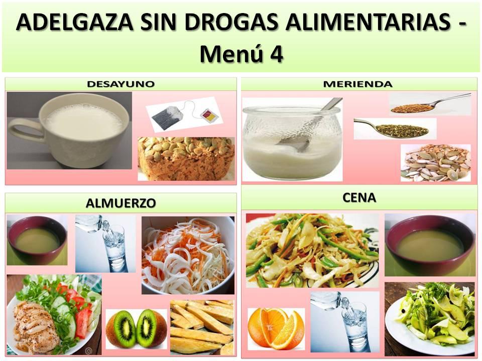 ADELGAZA SIN DROGAS ALIMENTARIAS 4
