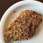 pechuga pollo con semillas