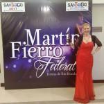 Con el Martín Fierro Federal 2017