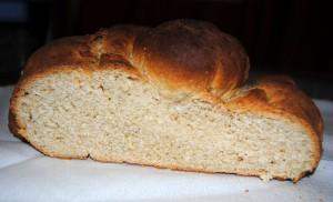 pan de harina garbanzo