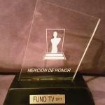 premio de honor 10 años ALIMENTA TU VIDA