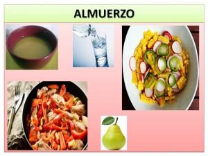 ALMUERZO 1- menu