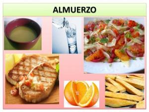 ALMUERZO 3- menu